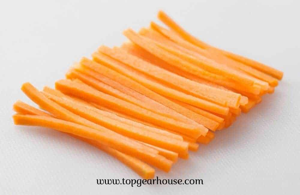 What is the Julienne Cut?
