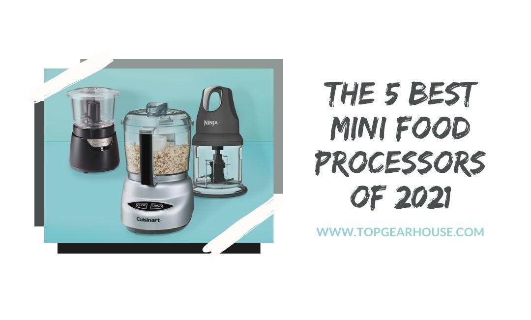 Best Mini Food Processor