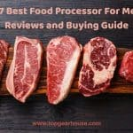 Best Food Processor For Meat